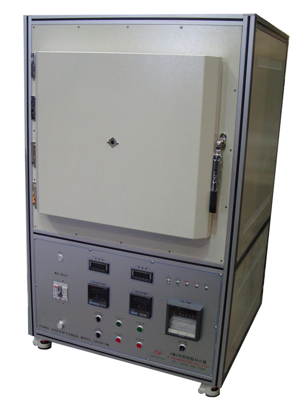 단열재 발포용 실험로 (1100℃)
